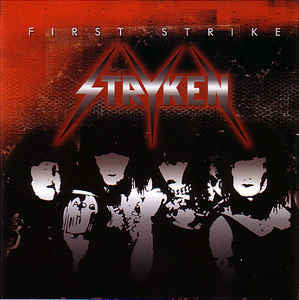Stryken - First Strike [CD]