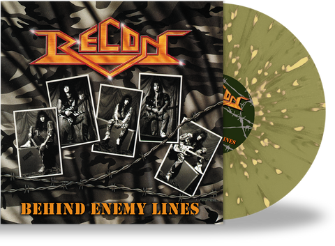 Recon - Behind Enemy Lines (Camouflage LP)