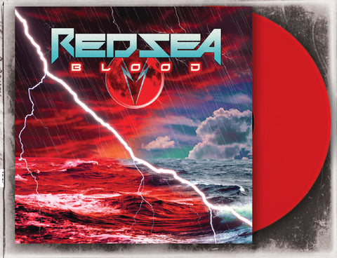 Red Sea - Blood [RED LP]
