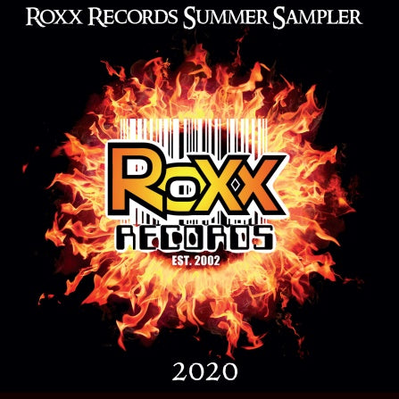 Roxx Records 2020 Summer Sampler CD
