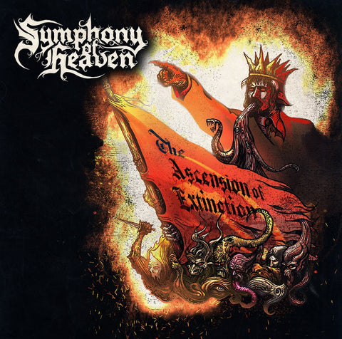 Symphony of Heaven - The Ascension of Extinction (CD EP)