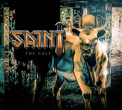 Saint - The Calf (CD - 2020 NEW Music)