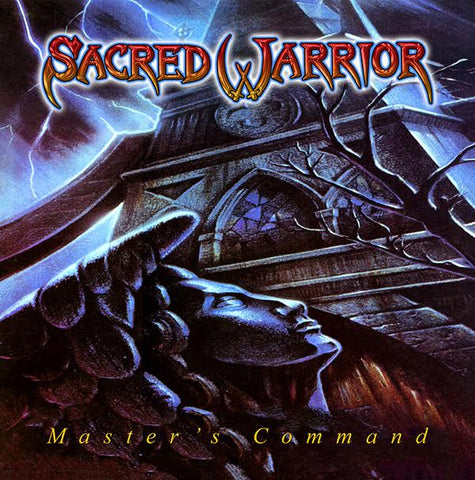 Sacred Warrior - Master's Command [Black LP]