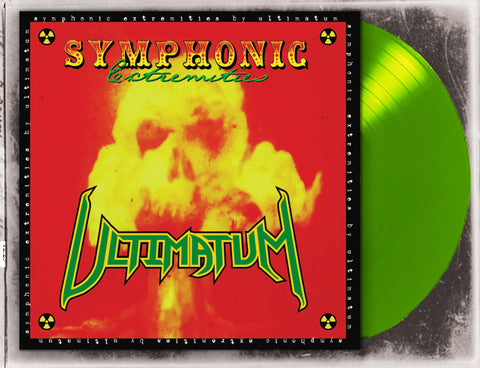 Ultimatum - Symphonic Extremities (Snot Green LP)