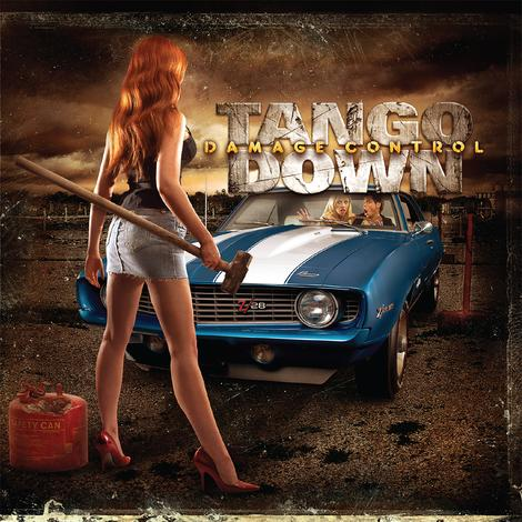 Tango Down - Damage Control (CD)