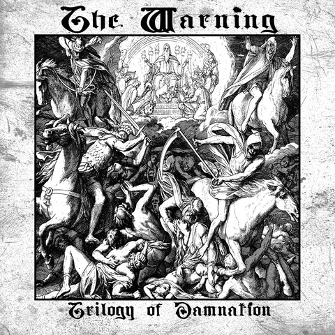 The WARNING - Trilogy of Damnation (The History of) [2 Disc Set Limited to 100]