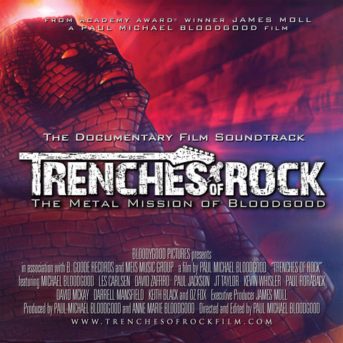 Bloodgood - Trenches of Rock Soundtrack