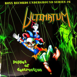 Ultimatum - Puppet of Destruction [LP]