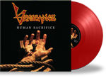 Vengeance Rising - Human Sacrifice (Red LP) 2020
