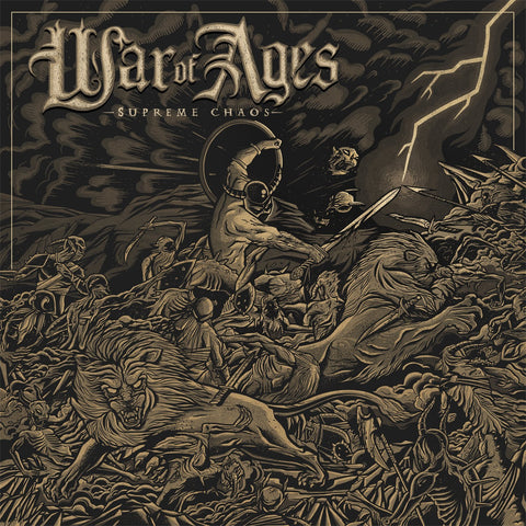 War of Ages - Supreme Chaos [CD]