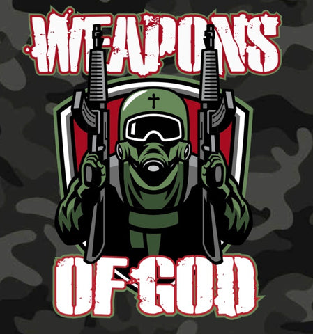 Weapons of God [CD]