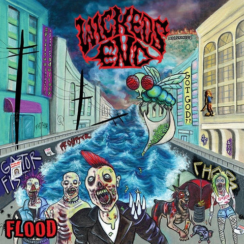 Wickeds End - Flood