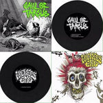 Wicked's End / Saul of Tarsus - Split [Black LP]