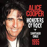 ALice Cooper - Monsters of Rock Santiago Chile 1996 (CD)