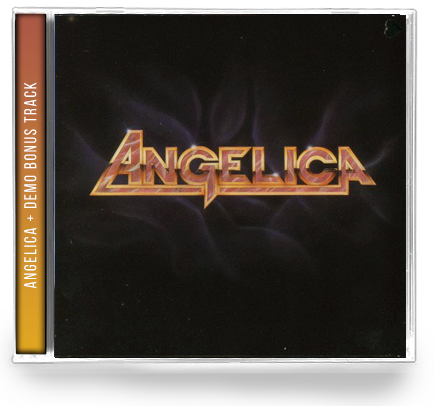 Angelica - S/T [CD]