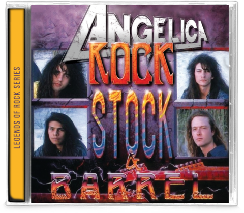 Angelica - Rock, Stock and Barrel (2020 Reissue)