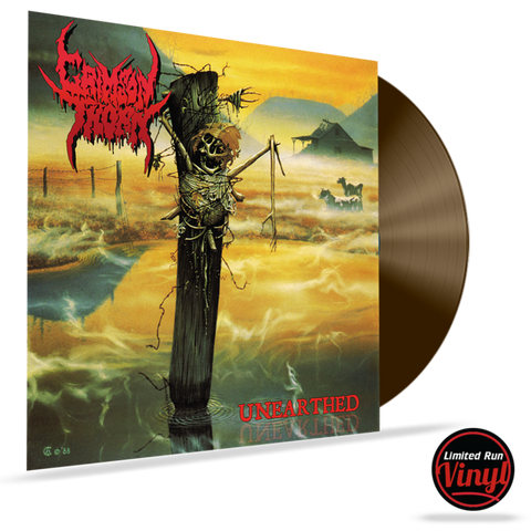 Crimson Thorn - Unearthed (Limited Run Vinyl)