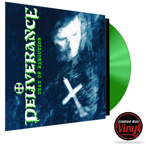 DELIVERANCE - STAY OF EXECUTION (*NEW-180 Gram Random Color Vinyl) Limited 200 Units