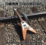 Bill Menchen - Freight Train Tracks (2018) [CD]
