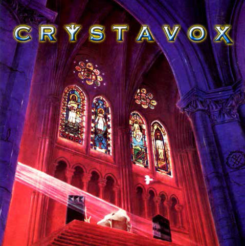 Crystavox - Crystavox [Purple LP]