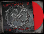 Crystavox - The Bottom Line [Red LP]