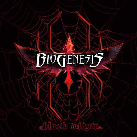BioGenesis - Black Widow [CD]