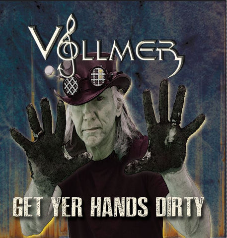 Vollmer - Get Yer Hands Dirty [Black LP]