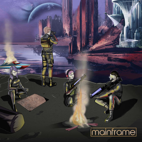 Mainframe - Burn the Boats [CD]