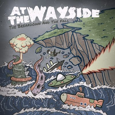 At The Wayside - The Breakdown and the Fall [CD]