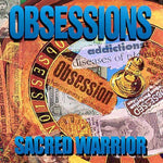 Sacred Warrior - Obsessions [CD]