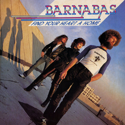 Barnabas - Find Your Heart A Home [CD]