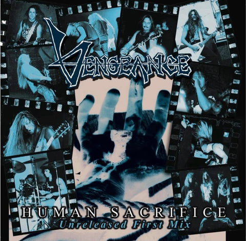 Vengeance - Human Sacrifice: Unreleased Mix [CD]