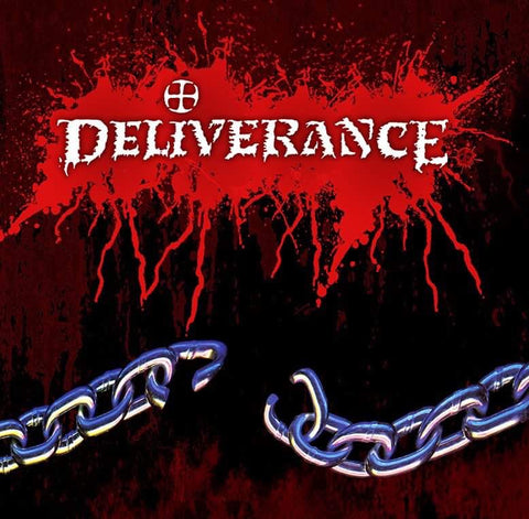 Deliverance - Deliverance [Red LP]