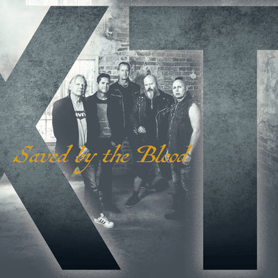 XT - Saved By The Blood [CD]