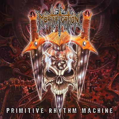 Mortification - Primitive Rhythm Machine [Black LP]