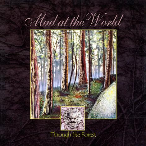 Mad at the World - Through The Forest [Black LP]