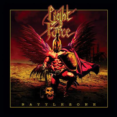 Lightforce - Battle Zone [CD]