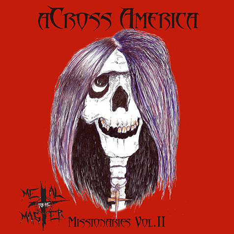 aCross America - Metal Missionaries Vol. 2 [CD]