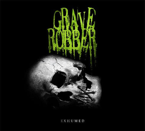 Grave Robber - Exhumed [CD]