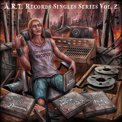 A.R.T. RECORDS SINGLES SERIES VOL. 2 Final Prophecy