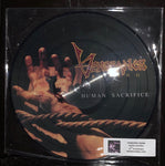 Vengeance Rising - Human Sacrifice [Picture Disc]