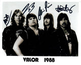 Valor - Fight For Your Life 2019 reissue black LP