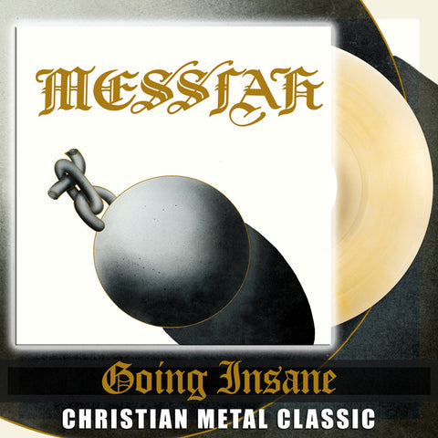 Messiah - Going Insane ( Limited Reissue )