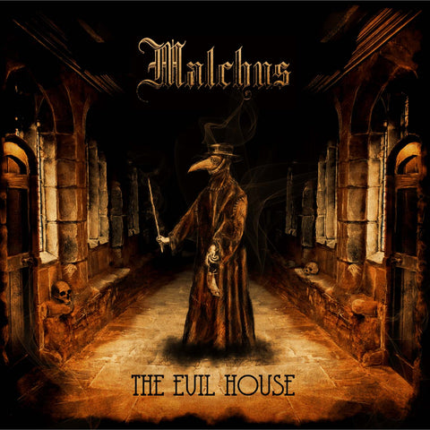 Malchus - The Evil House [CD]
