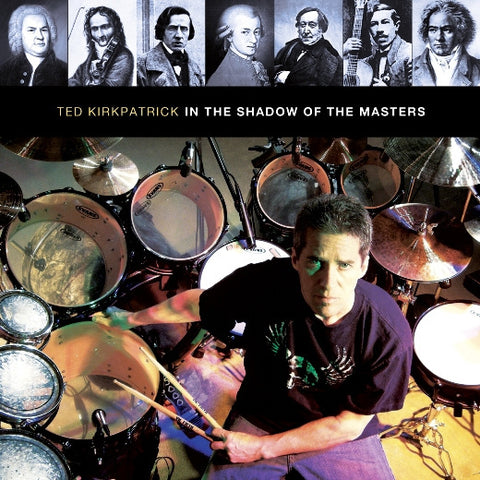 Ted Kirkpatrick (Tourniquet) - In The Shadow Of The Masters [CD]