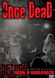 Once Dead - Return With A Vengeance [DVD]