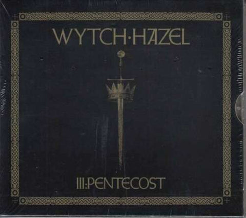 Wytch Hazel III : Pentecost (2020 CD)