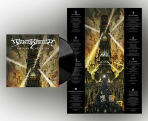 PANTOKRATOR - Marching Out Of Babylon (2021) LP Black Vinyl