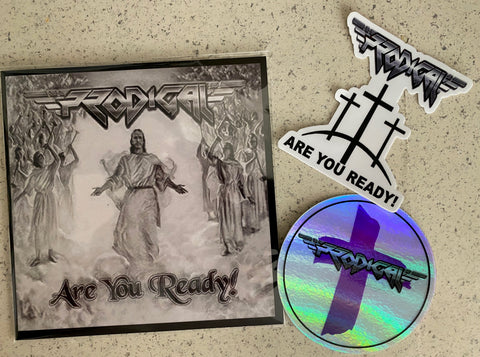 Prodigal - Are You Ready (2020 CD)