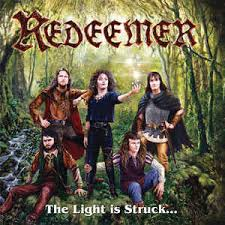 Redeemer - The Light Is Struck (CD)